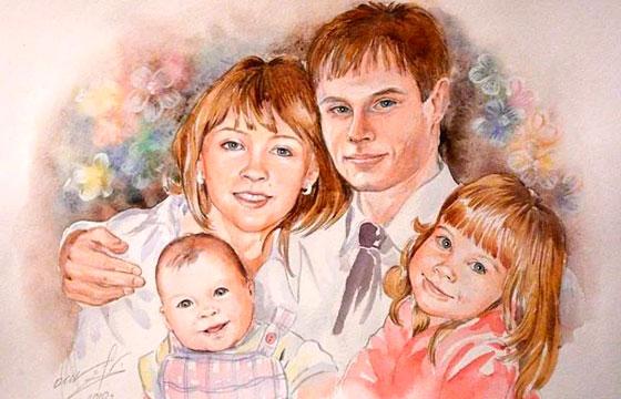 Пословицы о семье
