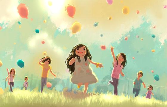 Пословицы о радости