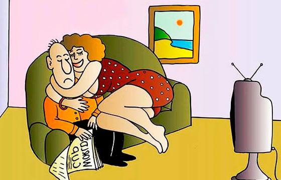 Пословицы про жену