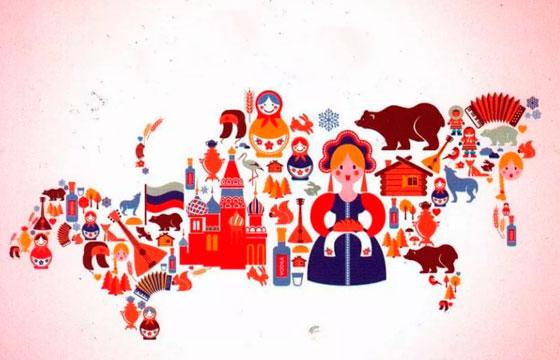 Пословицы о России