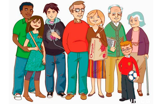 Пословицы и поговорки о семье