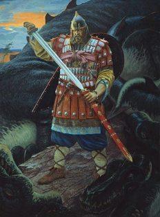 Поединок Ильи Муромца и Добрыни Никитича