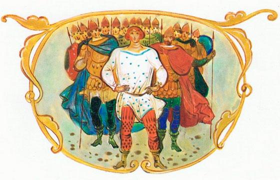 Смерть Василия Буслаева