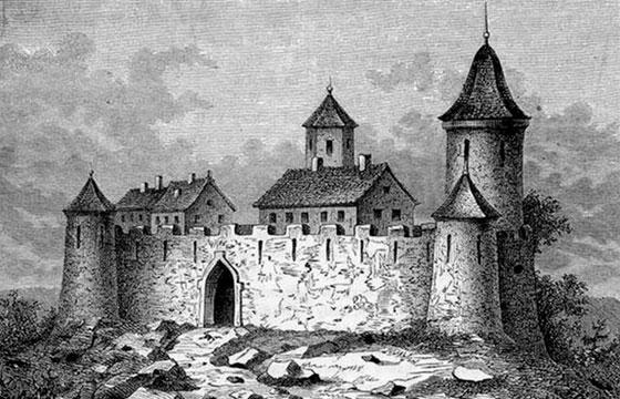Во славной во старой во крепости