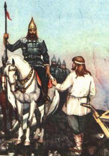 Молодец не хочет идти в поход на Казань