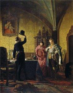 Сборы польского короля на Русь