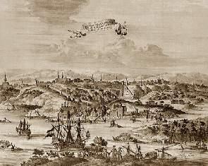 Поход царя Михаила на Астрахань