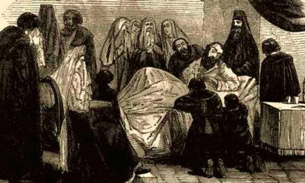 Смерть царя Алексея Михайловича