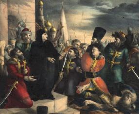 Царевича Алексея хотят казнить