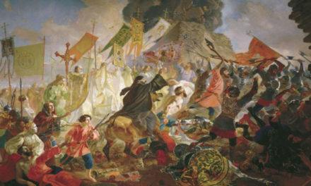 Оборона Пскова от Стефана Батория