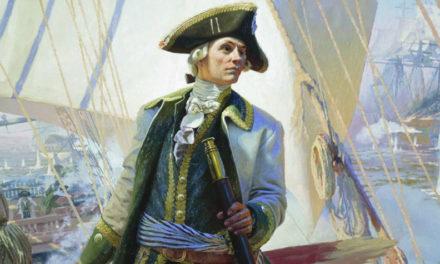 Русский адмирал грозит туркам