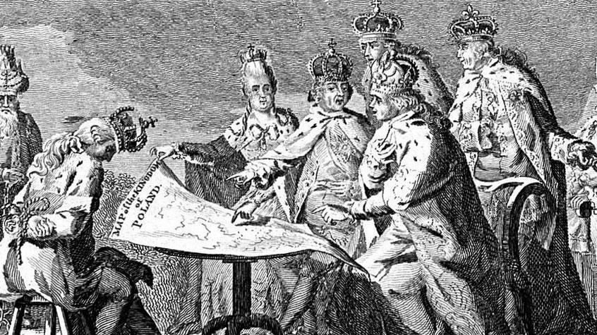Краснощеков в гостях у прусского короля