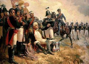 Кутузов и казаки