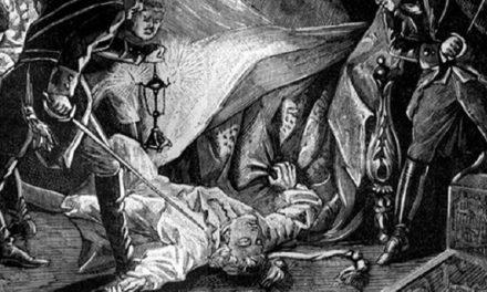 Смерть Павла I