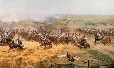 Александр I обвиняет Наполеона