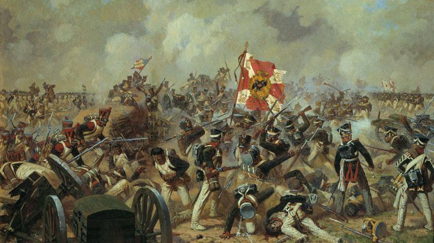 Сражение двух армий