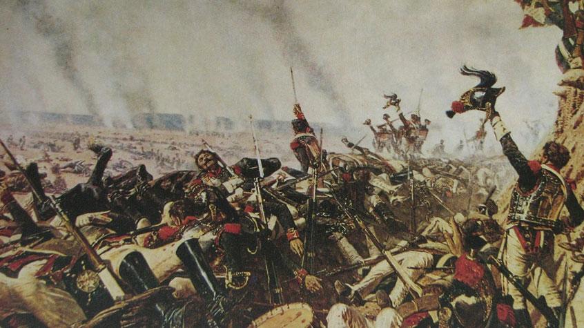 Русская армия готовится вступить в Париж