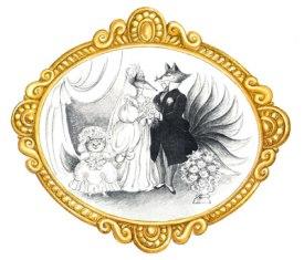 СВАДЬБА ГОСПОЖИ ЛИСИЦЫ (Вторая сказка)