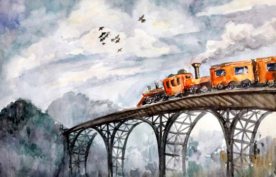 Афоризмы про железную дорогу