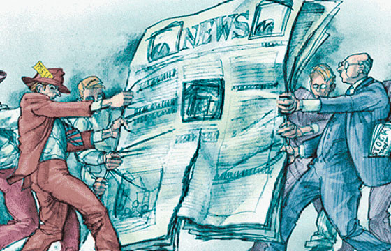 Афоризмы про журналистику