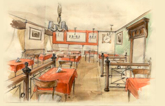 Рестораны и забегаловки (афоризмы)