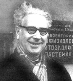 АЛЕКСАНДРОВ Владимир Яковлевич - Российский учёный-биолог