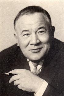 АНДРЕЕВ Борис Фёдорович (1915-1982) Российский артист