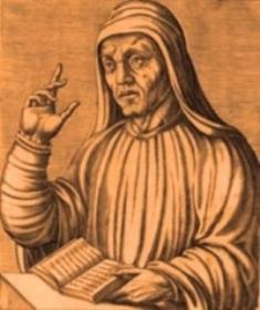 АЛКУИН Флакк Альбин (Альбин) (ок. 735-804) Англосаксонский учёный, богослов