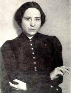 АРЕНДТ Ханна (1906-1975) Учёный, философ, политолог