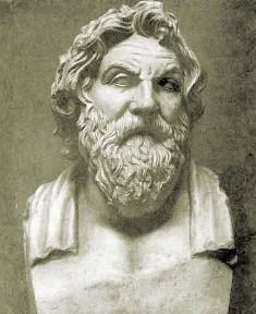 АНТИСФЕН Афинский (ок. 444-ок. 365 д.н.э.) Основатель школы киников
