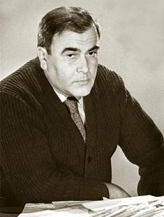 АНЧАРОВ Михаил Леонидович (1923-1990) Российский писатель