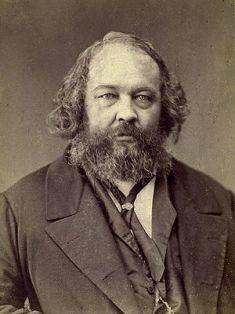 БАКУНИН Михаил Александрович (1814-1876) Теоретик анархизма