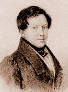 БАРАТЫНСКИЙ Евгений Абрамович (1800-1844) Российский поэт