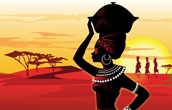 Изречения народов Африки