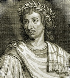 БЕРЖЕРАК Савиньен де Сироно де (XVII век) Французский поэт