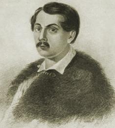 БЕСТУЖЕВ-МАРЛИНСКИЙ Александр Александрович (1797-1837) Российский писатель, критик, декабрист