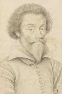 БЕЛЛЬГАРД Роже II де Сен-Лари и де Терм (1562-1646) фаворит Генриха IV