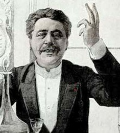 БЕК Анри Франсуа (1837-1899) Французский драматург и критик