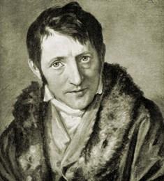 БЕРНЕ Карл Людвиг (1786-1837) Немецкий публицист и критик