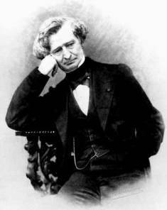 БЕРЛИОЗ Гектор Луи (1803-1869) Французский композитор