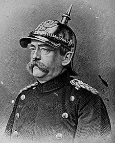 БИСМАРК (Отто Эдуард Леопольд фон Шенхаузен) (1815-1898) Немецкий политический деятель