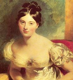 БЛЕССИНГТОН Маргарет Поверз, графиня (1789-1849) Английская писательница