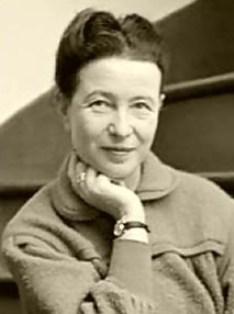 БОВУАР Симона де (1908-1986) Французская писательница