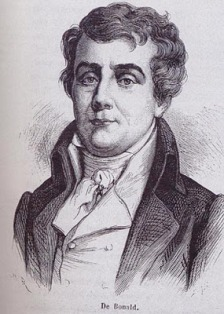 БОНАЛЬД Луи-Габриэль виконт де (1753-1840) Французский политик, публицист, философ