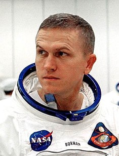 БОРМАН Франк (Borman) (р. 1928) Американский космонавт