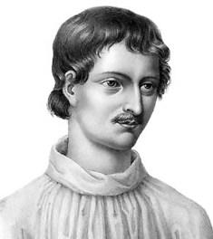 БРУНО Джордано (1548-1600) Итальянский мыслитель
