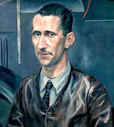 БРЕХТ Бертольд (1898-1956) Немецкий писатель