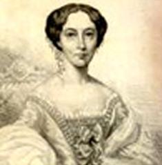БРОАН Огюстина (1824-1893) Французская актриса